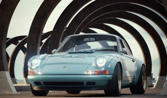 Watchout - Porsche - Antoine Magnien